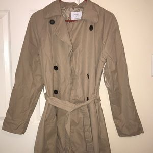 NEW Old Navy Trench coat